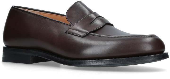 Church's Leather Netton Penny Loafers