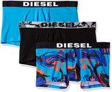 Diesel Men's Shawn Three Pack Boxer