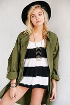 Urban Outfitters Ecote Throwback Striped Tee