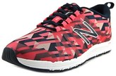New Balance Wx811 D Round Toe Synthetic Tennis Shoe.