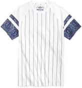 American Rag Men's Varsity Stripe T-Shirt, Only at Macy's