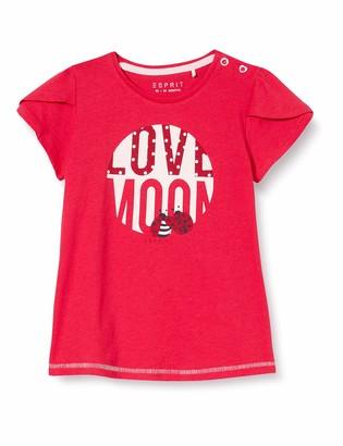 Esprit Baby Girls' Rq1008102 T-Shirt Ss