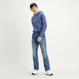 Levi's 501 Straight Cut Jeans