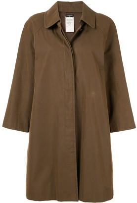 Chanel Pre-Owned 1997 Long Sleeve Coat Jacket