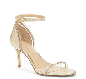 Imagine Phillipa Clear-strap Sandal