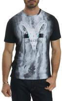 Robert Graham Rams Head Graphic T-Shirt