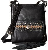 American West Moon Dancer Crossbody/Wallet