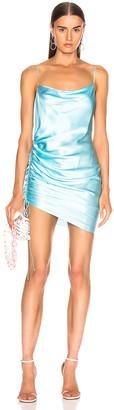 Cinq à Sept Astrid Dress in Blue Topaz | FWRD