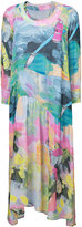 Tsumori Chisato brushstroke print dress