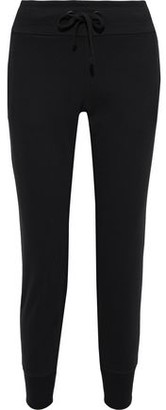 DKNY French Cotton-blend Terry Track Pants