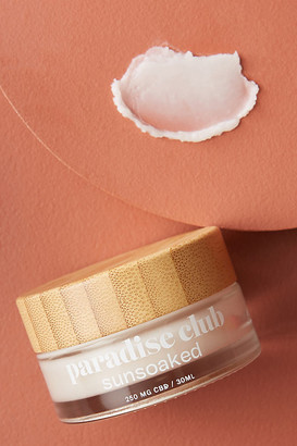 Paradise Club Sunsoaked After Sun Mask By Paradise Club in Pink