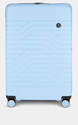 """Bric's MEN'S B/Y ULISSE 30"""" EXPANDABLE SPINNER TROLLEY - BLUE"""