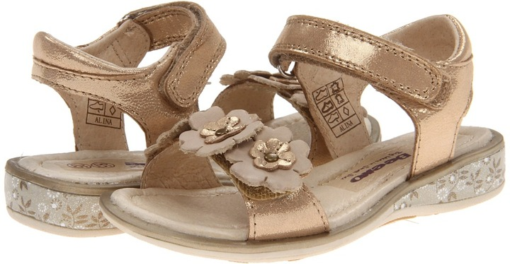 Beeko Alina (Toddler) (Fuchsia) - Footwear