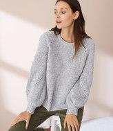 LOFT Lou & Grey Onpoint Sweater