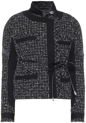 Sacai Tweed jacket