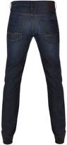 BOSS ORANGE 63 Jeans Blue