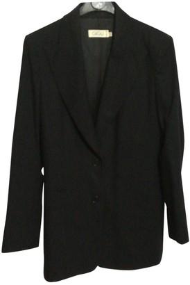 Romeo Gigli Black Wool Jacket for Women