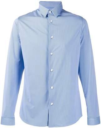 Hydrogen striped shirt