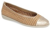 The Flexx Women's Rise A Smile 3 Flat