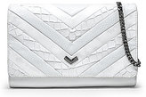 Botkier Soho Patchwork Wallet on a Chain