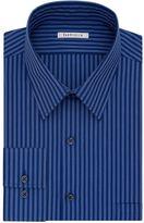 Van Heusen Men's Flex Collar Regular-Fit Striped Wrinkle-Free Dress Shirt