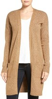 Halogen Long Knit Cardigan (Regular & Petite)