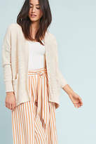 Anthropologie Donyale Chenille Cardigan