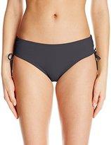 Anne Cole Women's Alex Adjustable Side Tie Bikini Bottom