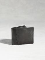 John Varvatos Fleetwood Slimfold Wallet
