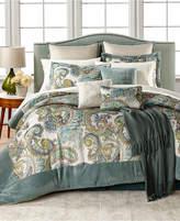 Sunham CLOSEOUT! Sydney 14-Pc. Queen Comforter Set