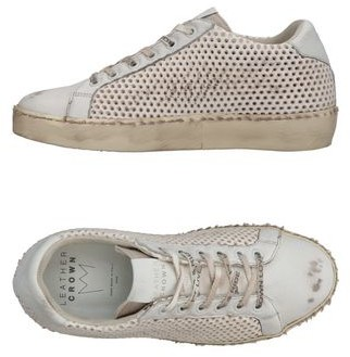 Leather Crown Low-tops & sneakers