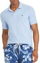 Polo Ralph Lauren Custom Slim Fit Weathered Short Sleeve Polo Shirt