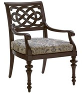 Tommy Bahama Sands Patio Dining Chair with Cushion Outdoor