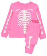 George Glow in the Dark Skeleton Pyjamas