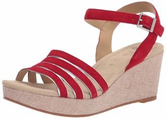 ara Shoes Women's Rita Platform Wedge Sandals