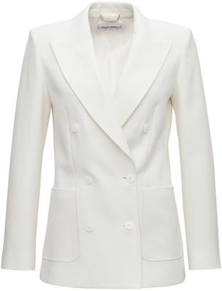 Alberta Ferretti Double-breasted Jacket