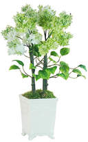 "Winward Silks 22"" Lilac Topiary in Planter - Faux"