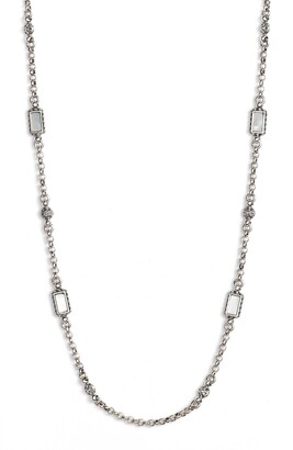 Konstantino Mother-of-Pearl Sterling Necklace