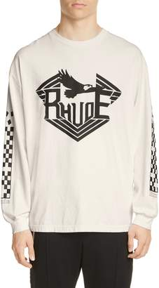 Rhude Rhanger Long Sleeve T-Shirt
