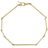 Ten Thousand Things Cast Line Bracelet - Yellow Gold