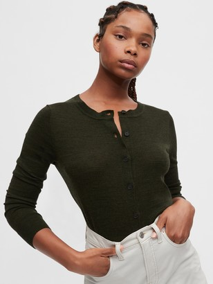 Gap Merino Cardigan