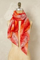 Anthropologie Edessa Printed Scarf
