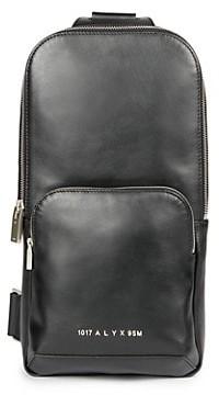 Alyx Leather Crossbody Bag