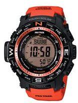Casio Men's PRO TREK Digital Atomic Watch - PRW3500Y-4CR