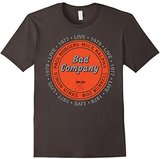 Kids Bad Company Live in Concert 1977 & 1979 Shirt
