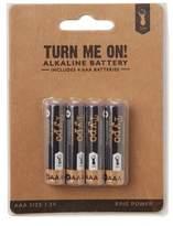 Cotton On Aaa Batteries 4Pk