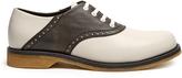 Bottega Veneta Leather oxford shoes