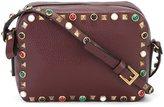 Valentino Garavani Valentino 'Rockstud Rolling' crossbody bag - women - Calf Leather/Metal (Other) - One Size