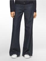 Calvin Klein Flared Dark Wash Jeans
