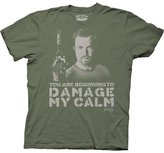 Ripple Junction Firefly Damage My Calm Men's T-Shirt | M